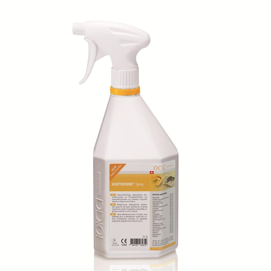 ASEPTOPRINT® Spray 1L